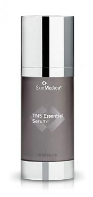 Stop being distraught about skin damage, and do something about it. SkinMedica TNS Essential Serum is a unique, multi-faceted product designed to treat and maintain a healthy, youthful complexion - working over time to reduce the appearance of fine lines, wrinkles, hyperpigmentation, and more. Find it at SkinCareRx for $247