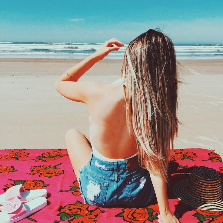 """Sol na praia.. Só em foto! ☔️"""