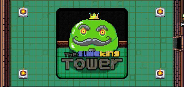 The Slimeking's Tower per #Android - un #RPG #retrò divertente e #gratuito!  http://xantarmob.altervista.org/?p=33486   #indiegame