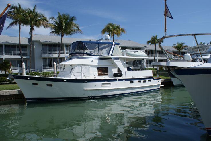 2010 DeFever 50 Cockpit Motor Yacht