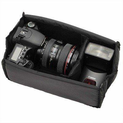 Amazon.co.jp: エツミ クッションボックスフレキシブルS(ブラック) E-6128: カメラ・ビデオ