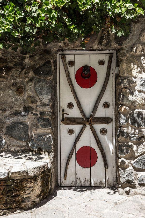 Door, La Chascona by Ruben Sanchez on 500px (Santiago, Chile)