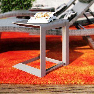 Modern Outdoor Side Tables   AllModern