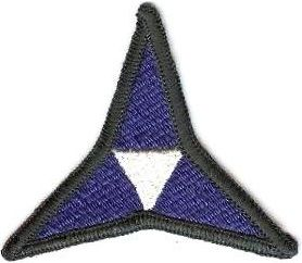 WorldMilitary - 3 Corps Patch. US Army