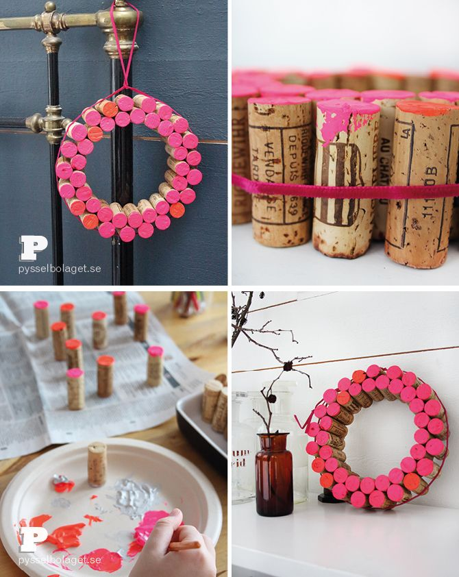 Cork_wreath