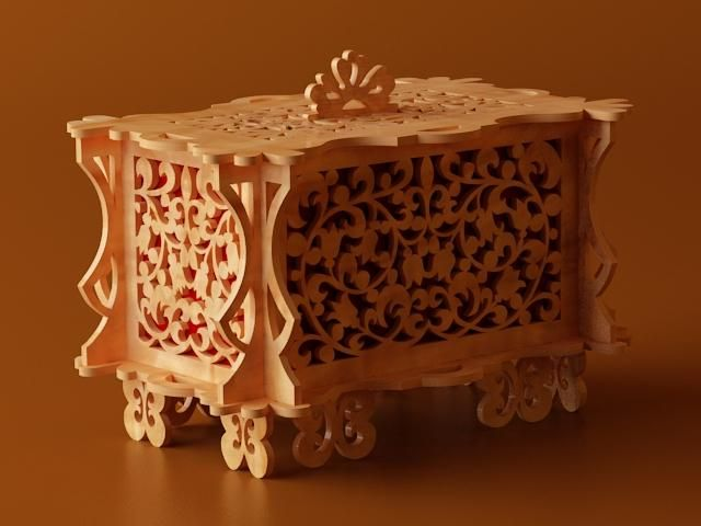 Box, Russian design