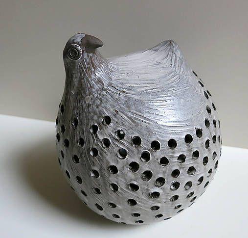 e-keramika / sliepočka - svietnik