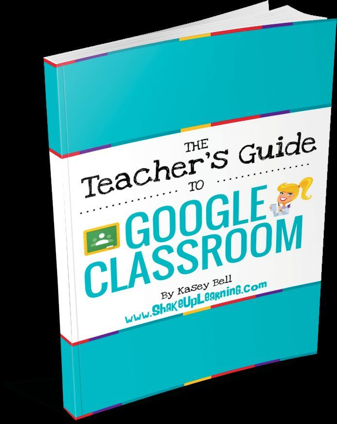 The Teacher's Guide to Google Classroom eBook is chocked full of step-by-step instructions for using Google Classroom, setting up classes, creating announcements, discussions, assignments, management and tips! You will also find helpful screenshots of both the teacher and student side of Google Classroom. This reference guide is great for new users and full of handy reminders and tips for more experienced users.