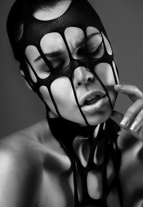 Pamela In Pantyhose Mask 86