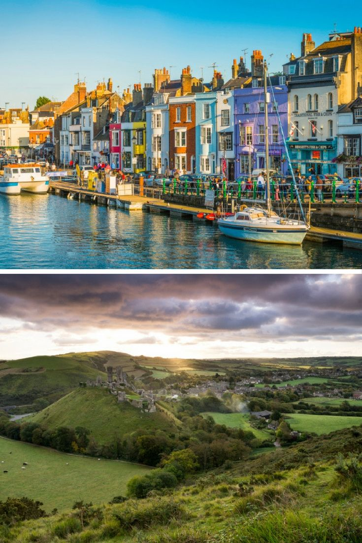 Weymouth is about three and a half hours on the train from London, and it's completely worth a visit.  It's not only a great value destination, it's also surrounded by beauty spots. Here's why you should go to the Jurassic Coast.