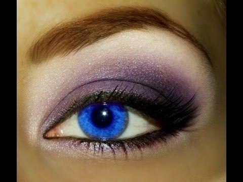 Purple Eye Contact Lenses Purple Contact Lenses Review