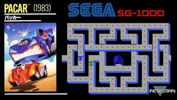 PACAR (1983) Sega SG-1000 - Vidme