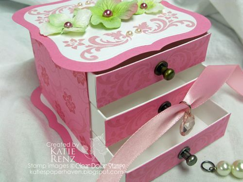 Jewelry Box Tutorial