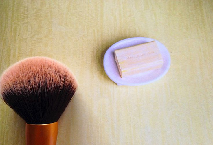 I know you have one. Maybe it has just a hint of powder on it because you have your life together and clean your make up brushes regularly. Maybe, like me, there are sedimentary layers of blush, po…