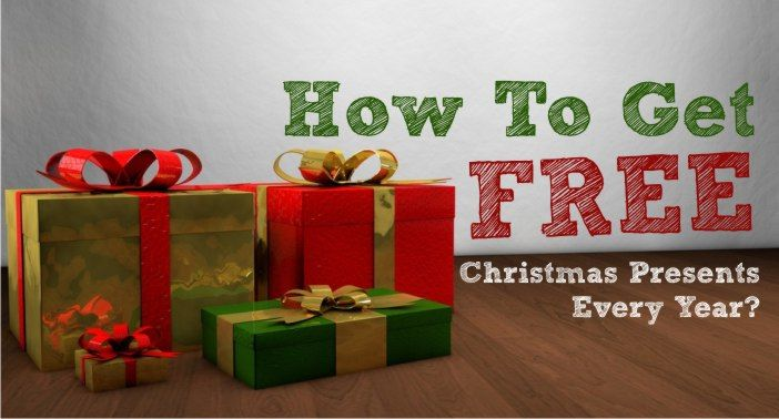 How To Get Christmas Presents For Free Every Year ... I Kid You Not - Great information, tips, crafts and recipes for School Mums.