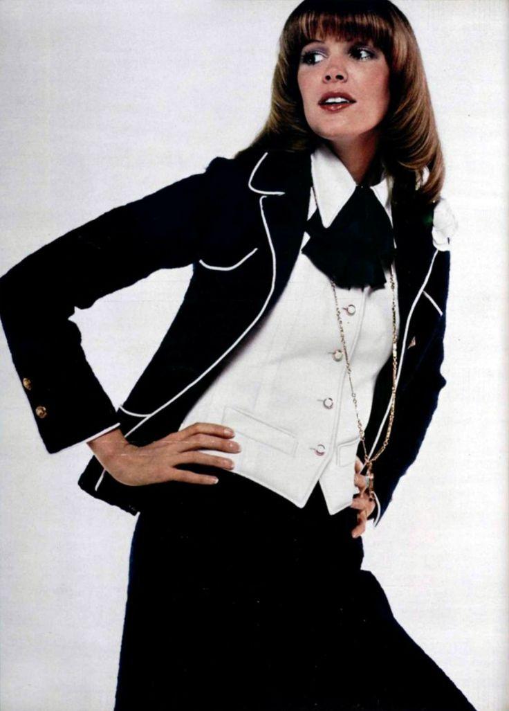 L'Officiel magazine 1972. Chanel