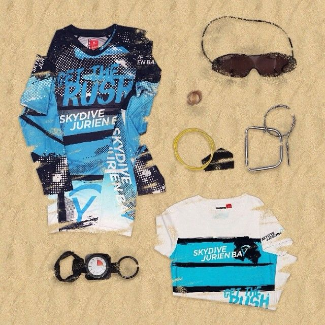 Dreaming of #summer by the #beach...Super looking forward to the 2015 #JBay Boogie at #Skydive #Jurien Bay. Mark it on your calendar: 28th-30th May 2015. Going to be #Epic! #Jersey #tshirt #Manufactory #gettherush @skydivejbay