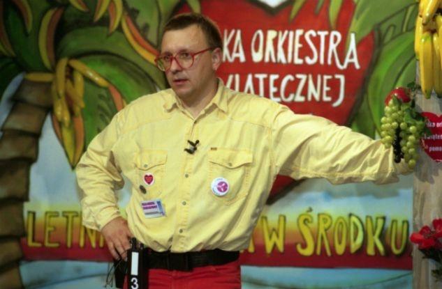 13 stycznia 2013 r. Wielka Orkiestra Świątecznej Pomocy już po raz 21. zbiera na ulicach Polski pieniądze dla najbardziej potrzebujących. Zobacz, jak w ubiegłych latach wyglądał dzień wielkiego finału WOŚP. Fot. I. Sobieszczuk/TVP