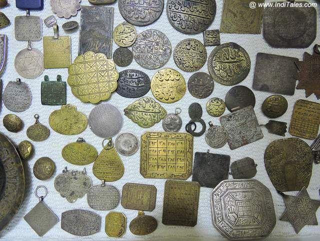 Engraved Antiques at Sharjah