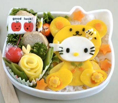 Dime, si de esta manera tus hijos, se comerian todo incluyendo la verduras jajaaja.  Ya con esto se soluciona el problema,  !!!Magnifico¡¡¡¡  La Tecnica se Llama beto japones hay un sin fin de variedades....:D
