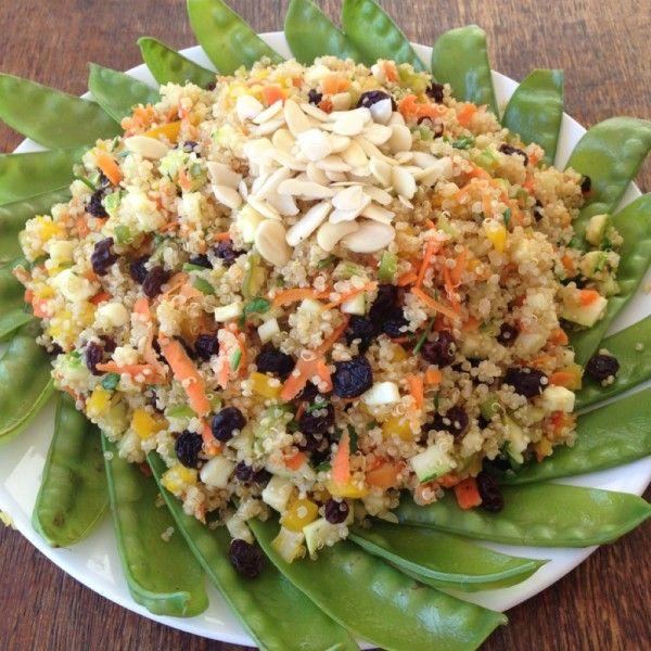 receita quinoa a grega dieta blog da mimis
