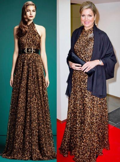 Koningin Máxima in Gucci
