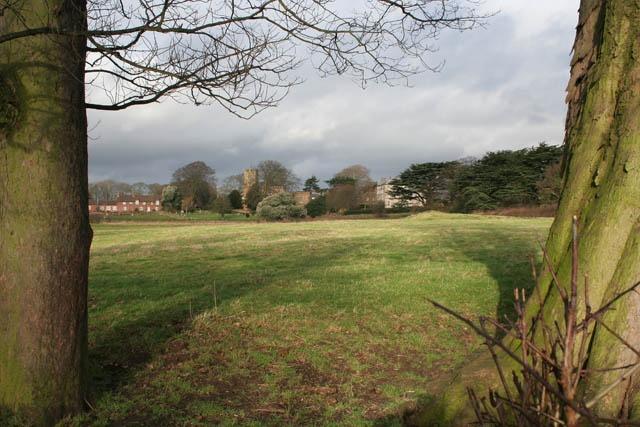 Farmland near Strelley Village
