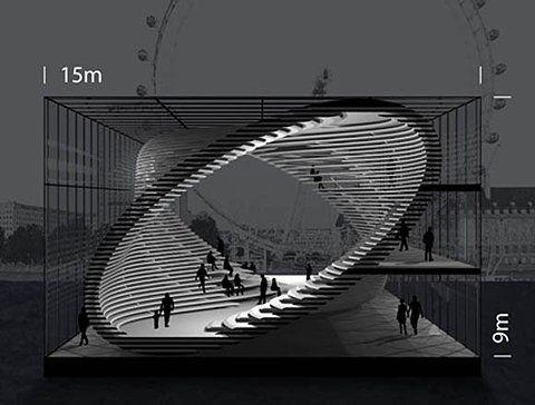 galería adaptable de arquitectura | paula sertorio | TOTONKO