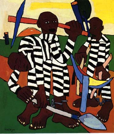 african american paintings during the harlem Astounding artists of the harlem was a prominent african-american artist in he liked to force his works on how african americans were during the 1920s.