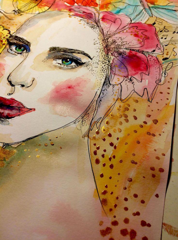 Golanska Art on Behance