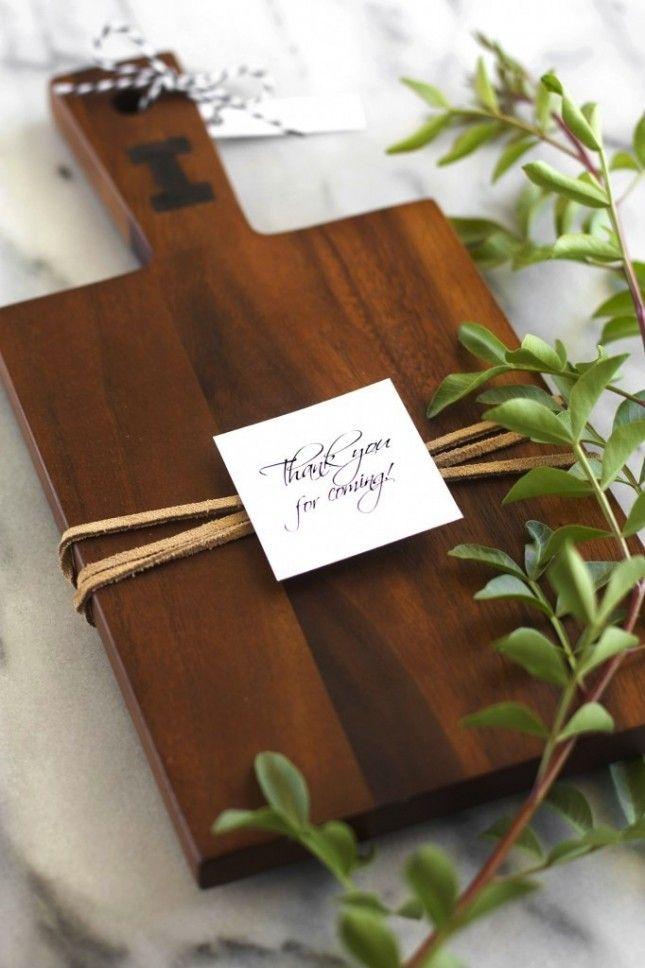 Chop Chop! 15 DIY Cutting Boards via Brit + Co.                                                                                                                                                                                 More