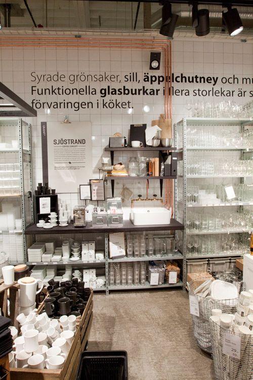 In Köln eröffnet heute der erste Granit-Store aus Schweden. In Köln. In Köln? Oh man, ich wünschte in Hamburg!