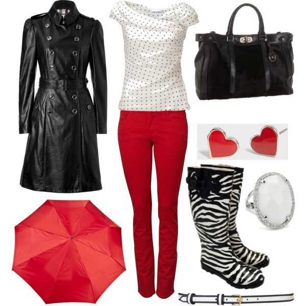 Top 25 Ideas About Rainy Day Wardrobe On Pinterest | Single Breasted Rain Shoes And Rain