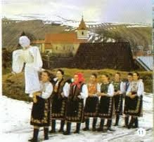 Burning of Morena in Slovaquia (two weeks before Easter) is one of the most ancient customs preserved until these days in Slovakia (as well as Czech rep. and Poland) held late in the winter and it expresses the peoples desire to do away with the cold weather and to call the warm rays of the sun.