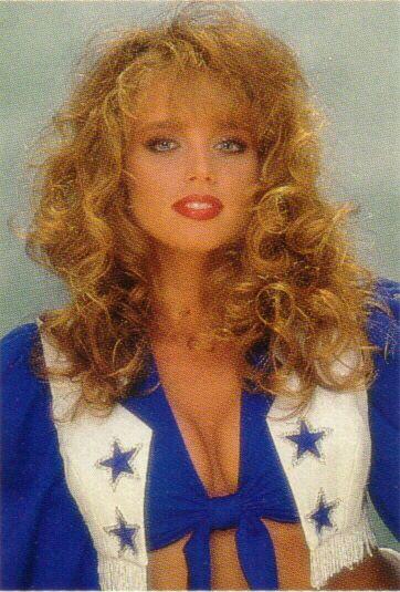 Gigi Pittman - Dallas Cowboy Cheerleader Hall of FameApp, Dallas Cowboy