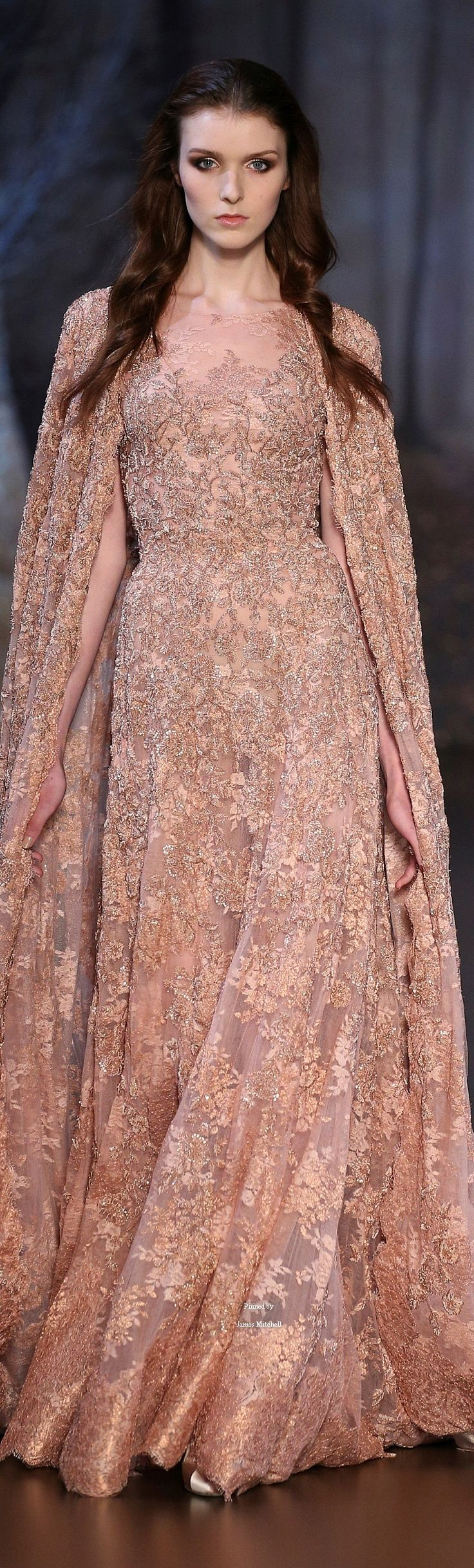 Ralph & Russo Haute Couture Fall Winter 2015-16 collection - how stunning is this dress