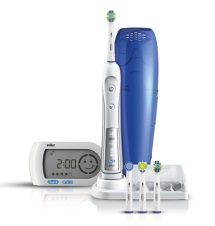 Oral-B Triumph 5000 Wireless SmartGuide Electric Toothbrush