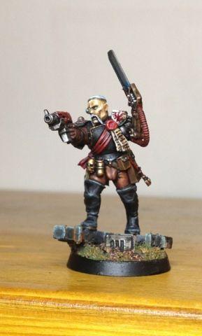 The Convertorum - Officer