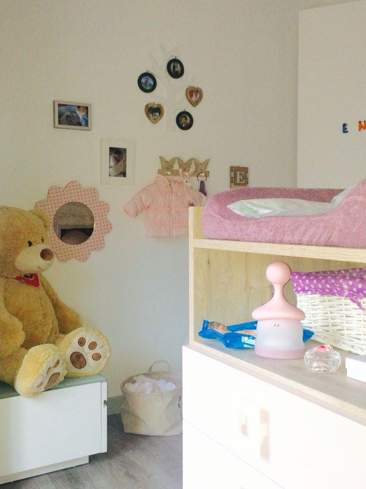 Habitacion de mi bebe decoraci n para la peque a - La habitacion de mi bebe ...