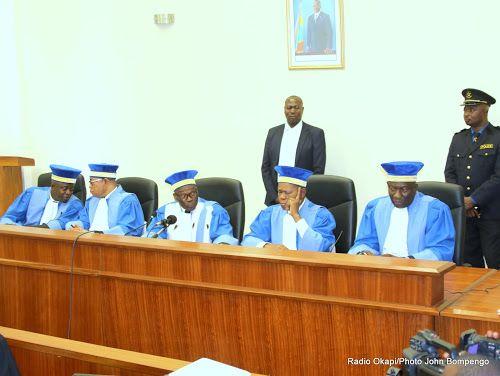 20161108 #RDC : Preuves de compromission de la Cour constitutionnelle : Vundwawe et Esambo, des exemples à suivre – JB Kongolo