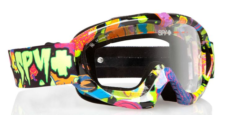 Spy Kids Crossbrille Targa Mini MX Space Zombies - Clear 2014