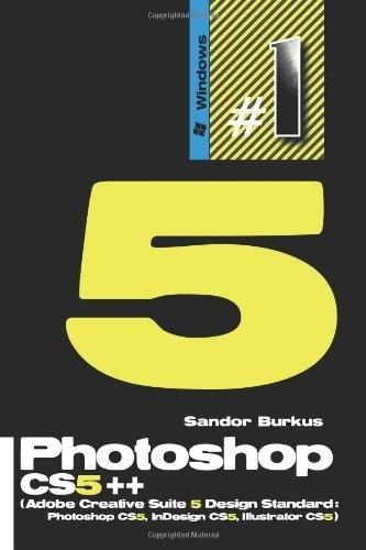 Photoshop CS5++ (Adobe Creative Suite 5 Design Standard: Photoshop CS5, InDesign CS5, Illustrator CS5): Buy this book, get a job! by Sandor Burkus, http://www.amazon.com/dp/1456536982/ref=cm_sw_r_pi_dp_ysGgrb0JGHPHA