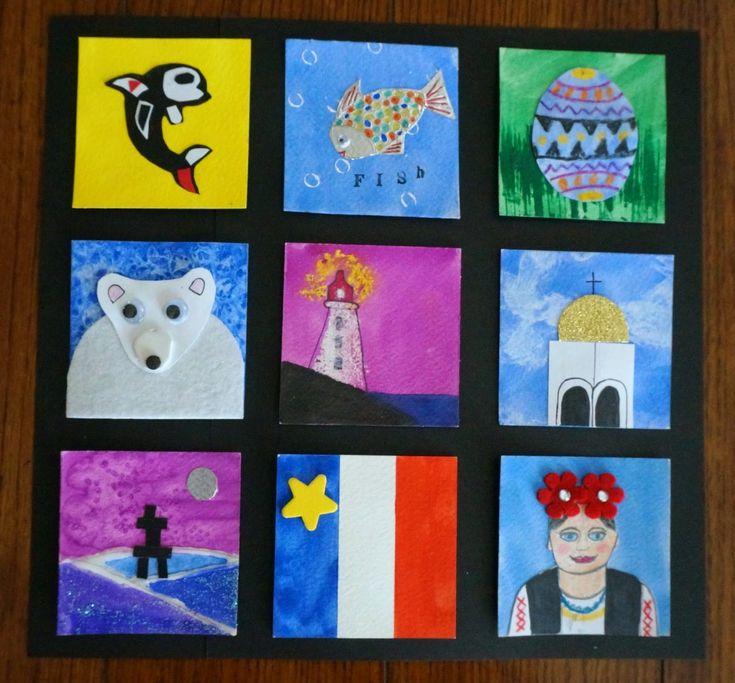 that artist woman: Grade 2 Inchies