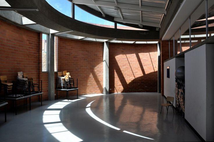 Galería de Colegio en Soacha / Alejandro Peña Cuéllar Arquitectura