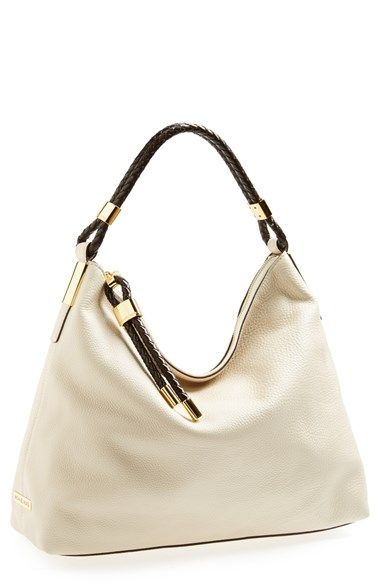 Great Michael Kors bag but maybe in a different color. (Michael Kors 'Skorpios' Leather Hobo)