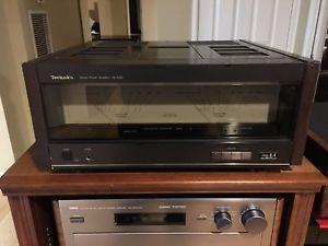 Technics-Amplifier-model-SE-A100-Vintage-HiFi