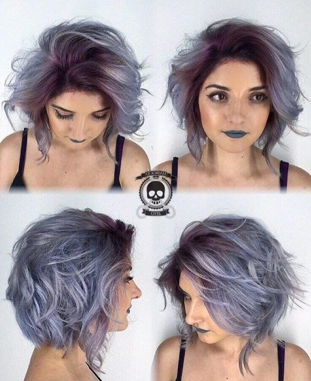 28 Spectacular Silver Grey Ombre for Quick Hair to Put You on Heart Stage