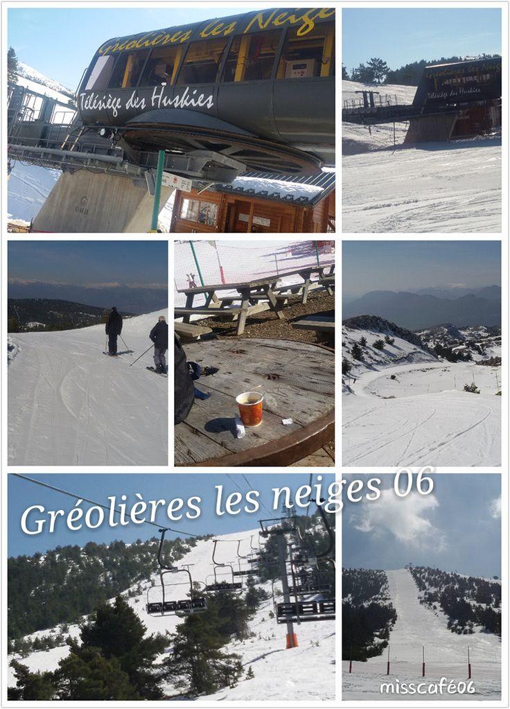 Station de ski familiale, pour  pros , débutants et luges pour enfants.                                      A une heure du bord de mer