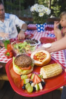 How to Cook a Low Fat Burger at Home  www.plinnovations.com
