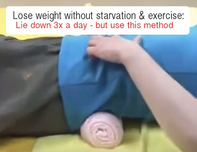 Lose Weight Without Starvation and Exercise - this weight loss tip seems to work and best of all, it's fast and takes very little effort.